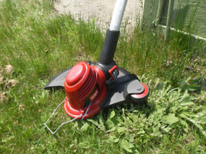 Electric TORO Whipper snipper  (used 10 minutes) Make offer