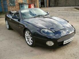 2002 Aston Martin DB7 V12 Vantage Volante 2dr Auto DAMAGED SALVAGE REPAIRABLE **
