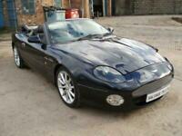 2002 Aston Martin DB7 V12 Vantage Volante 2dr Auto DAMAGED SALVAGE REPAIRABLE **