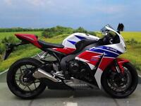 Honda CBR1000RR Fireblade 2015 RR-F **65 plate with 1999 miles and MINT!**