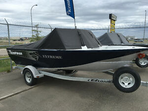 FALL DEMO SALE!! 2016 KingFisher 1775 Extreme, Jet River Boat
