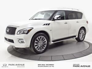 2015 Infiniti QX80 *ENSEMBLE TECH*7 PASS*RETOUR DE LOCATION