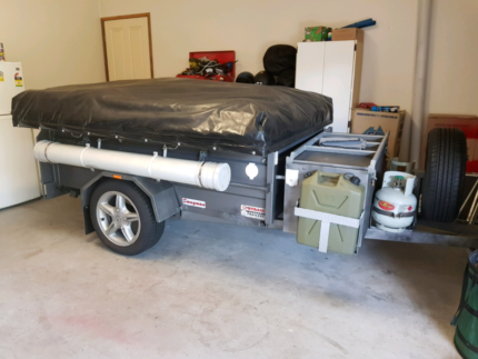 AUSSIE MADE Camper Trailer