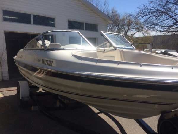 Used 2006 Other 2006 Grew 186 BR Sport Deck Bowrider - 45 mph
