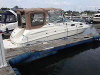 Cruiser Chaparral 260 signature