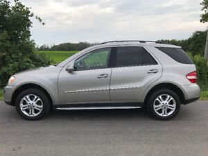2008 Mercedes ML320 CDI with 239,800 kms