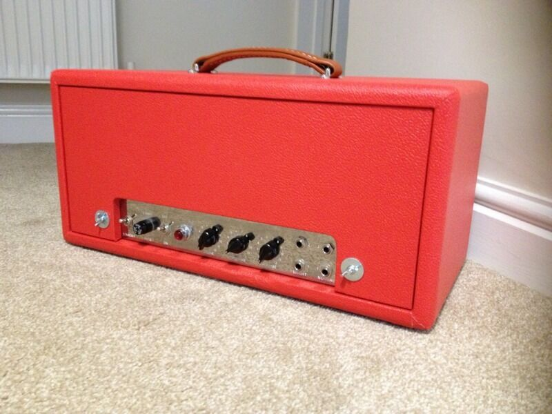 Head cabinet for Fender Tweed Deluxe 5e3 (amplifier not included ...
