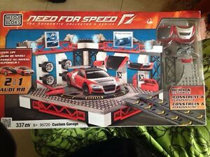 Mega bloks need for speed Lego collectors series