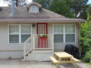 Downtown Grand Bend 2 Bedroom Cottage - Summer 2017