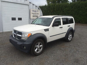 VENDU/SOLD THANKS SHOLA! Dodge Nitro 4x4 2007
