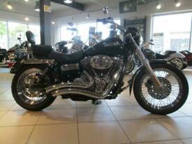 Harley-Davidson FXDC Superglide Custom