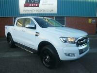 2018 Ford Ranger Pick Up Double Cab Limited 2 2.2 TDCi, NO VAT TO PAY Pickup Die
