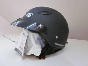 Helmet HJC CL21, Large, zip off ear muffs, like new