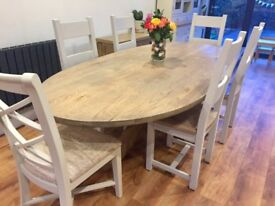 Large ex display table