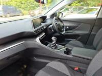 2019 Peugeot 3008 SUV 1.2 PureTech Active (s/s) 5dr SUV Petrol Manual