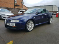 2006/56 ALFA ROMEO GT 1.9 JTD - SERVICED AND MAINTAINED REGARDLESS OF COST