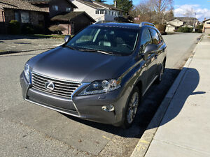 2013 Lexus RX Touring Package. Excellent condition. No accidents