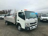 2014 Mitsubishi Fuso Canter Chassis Cab CHASSIS CAB Diesel Manual