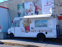 Food Truck For Sale/Chip Truck