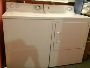Washer & Dryer Combo Package