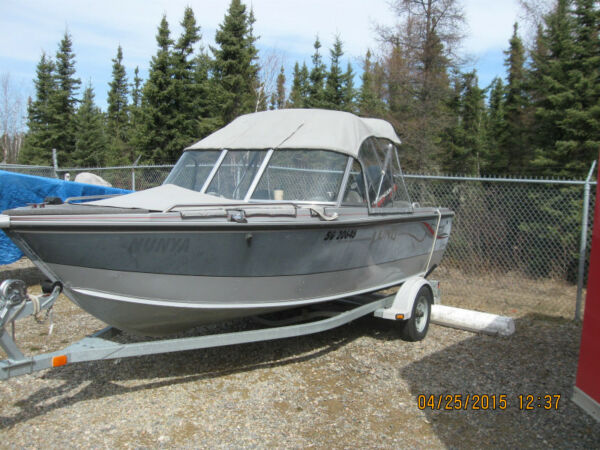 Used 1999 Lund Boat Co 1700 Pro Sport