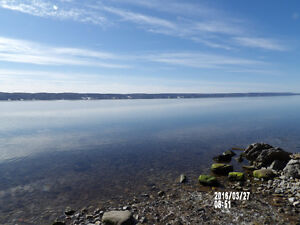 Land for sale on the Bras D'or lakes