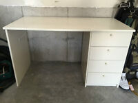 White Desk - great for any student