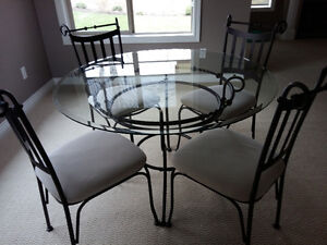 ***TABLE & 4 CHAIRS***