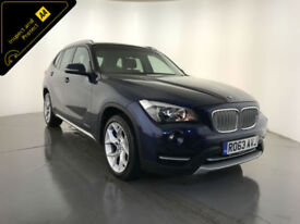 2013 63 BMW X1 SDRIVE16D XLINE DIESEL 1 OWNER SERVICE HISTORY FINANCE PX WELCOME