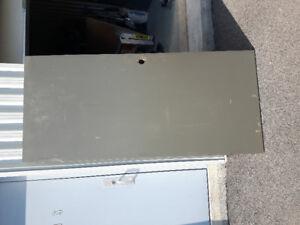 Porte  plain 36 x8ox1 3/4