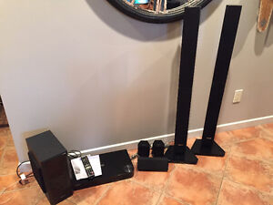 Samsung Smart 3D Blueray and Home Theatre System