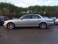 2006 Jaguar XJ 2.7 tdvi executive auto 71,000 service history warranty finance part ex