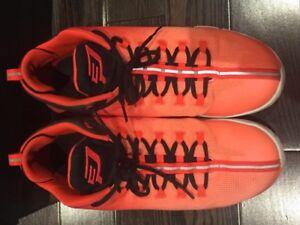 Rarely Worn Jordan CP3 Size 11 Basketball Shoes