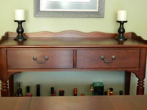 Gibbard Solid Cherry Dining Suite Kingston Kingston Area image 3