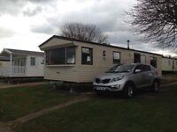 Primrose Valley 2 bedroom 6 berth on primrose filed