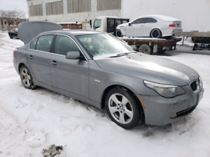 BMW 528XI 2010 FOR PARTS ONLY