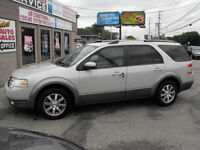 2008 TAURUS X SUV  LOADED  3RD ROW SEAT  SAFETY & E-TESTED  SALE