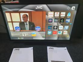 Jvc 32 inch smart tv