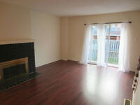 3 Bedroom Townhouse for rent $975.00 Backyard, Finished Basement