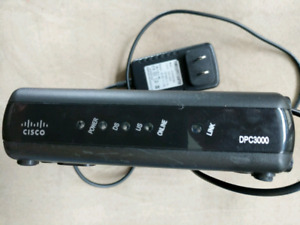 Cisco DPC3000 Cable Modem
