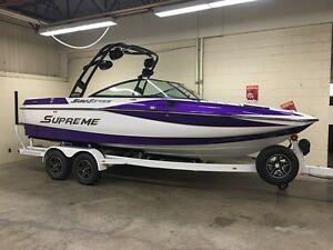 2016 Supreme Boats S211 ONLY $71,999