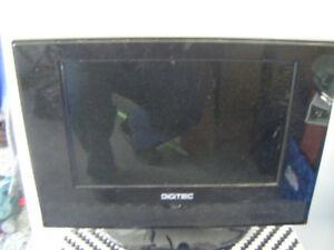 Small TV alternative a Computer Monitor