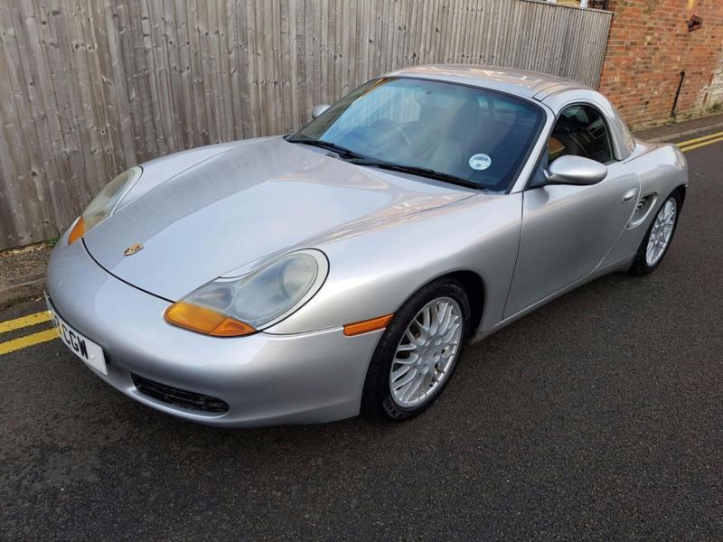 1998 porsche boxster 2 5 with hard top 98000 miles in chesham buckinghamshire gumtree. Black Bedroom Furniture Sets. Home Design Ideas