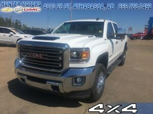 2018 GMC Sierra 3500HD SLT  - Leather Seats -  Heated Seats