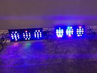Lumini Aqua LED Tank Lights - coral and marine