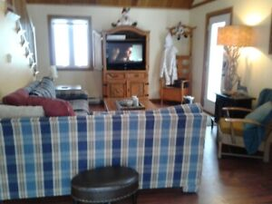 Chalet Rental Lakefront (near Tremblant)