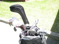 Sac de golf en excellente condition