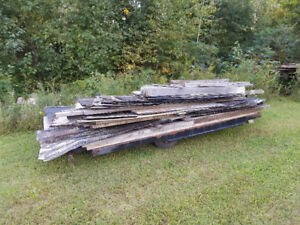 Assorted Tin Roofing sheeting