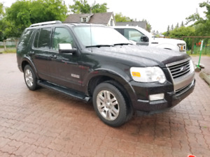 *2006 FORD EXPLORER LIMITED 4X4, 7 PASSENGER, 6 MTH WARRANTY INC