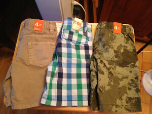 BRAND NEW Toddler Size 4 Shorts